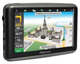 """GPS-навигатор Prology iMAP-7100 7"""" черный - фото 2"""