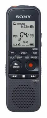 Диктофон 4Gb Sony ICDPX333.CE7 черный