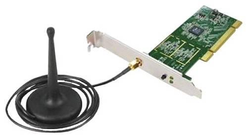 Сетевой адаптер WiFi Edimax EW-7711In - фото 1