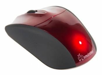 Мышь SmartBuy 325AG красный