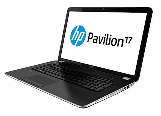 """Ноутбук 17.3"""" HP Pavilion 17-e012sr темно-серый - фото 2"""