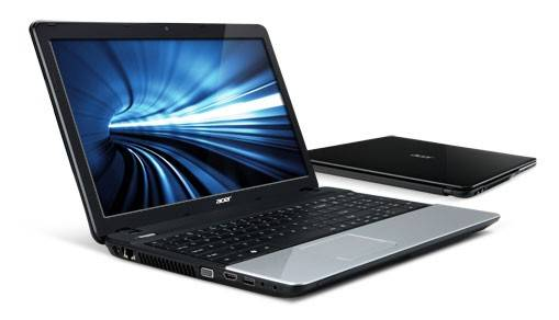 "Ноутбук 15.6"" Acer Aspire E1-572G-74506G50Mnii серый - фото 1"