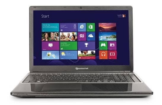 """Ноутбук 15.6"""" Acer Packard Bell EasyNote TE ENTE69KB-65204G1TMnsk серебристый - фото 1"""