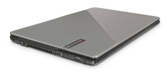 """Ноутбук 15.6"""" Acer Packard Bell EasyNote TE ENTE69KB-65204G1TMnsk серебристый - фото 6"""