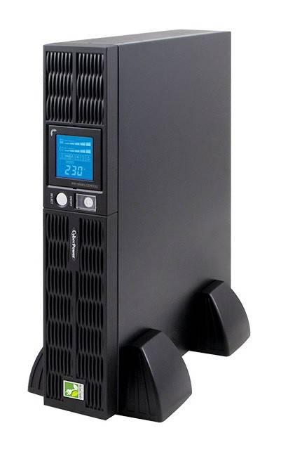 ИБП Cyberpower PR1000ELCDRT2U черный - фото 3