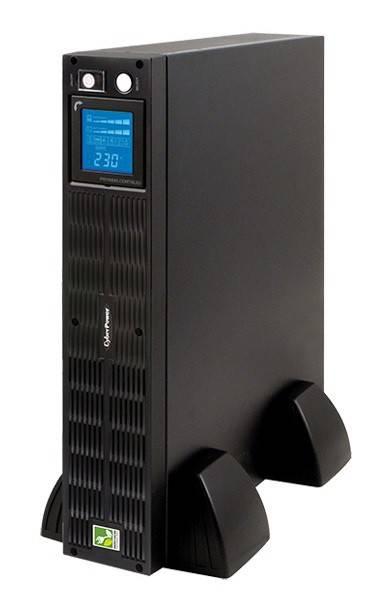 ИБП Cyberpower PR3000ELCDRT2U 2250Вт черный - фото 1