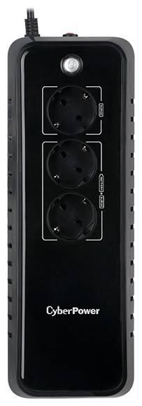 ИБП Cyberpower EX650E 360Вт черный - фото 2