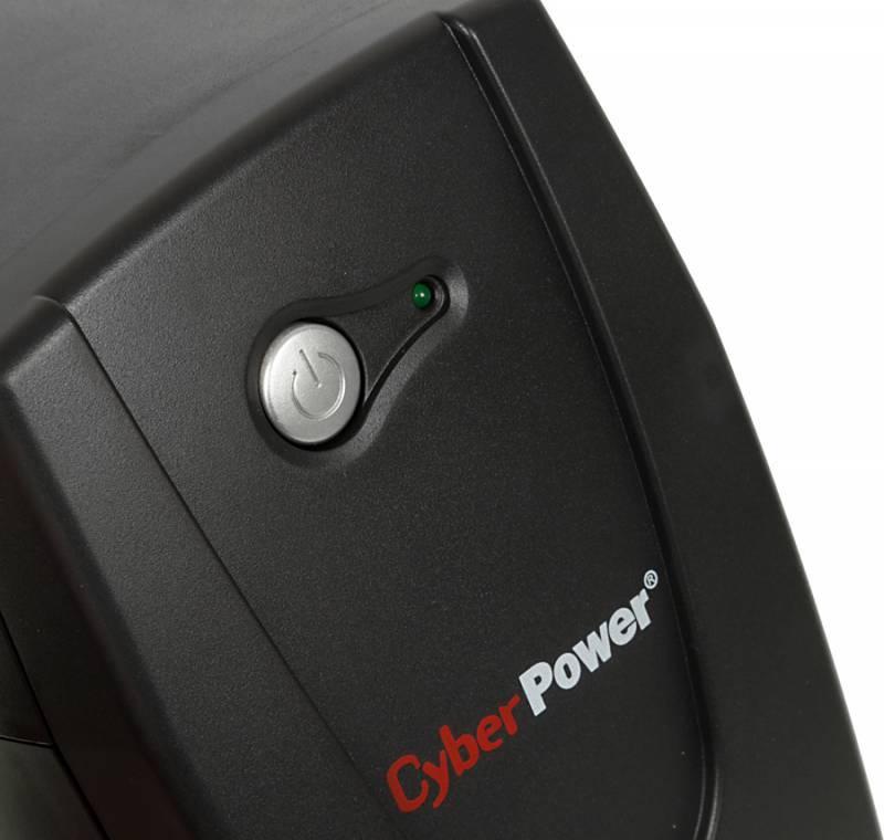 ИБП Cyberpower VALUE500EI-B 275Вт черный - фото 5