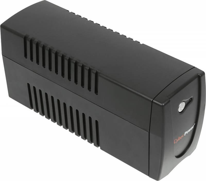 ИБП Cyberpower VALUE500EI-B 275Вт черный - фото 1