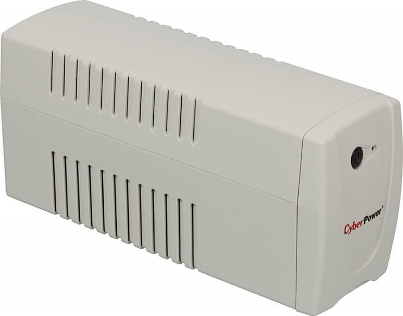 ИБП Cyberpower VALUE800EI-W 480Вт белый - фото 1
