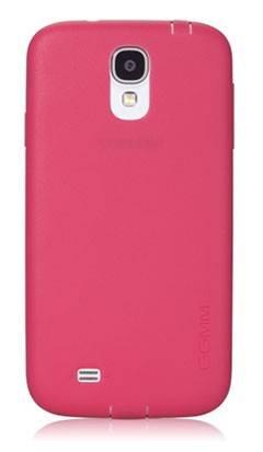 Чехол GGMM для Galaxy S 4 Pure-S4 Solid Pink (SX02007) - фото 1