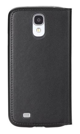 Чехол GGMM для Galaxy S 4 Window-S4 черный (SX02201) - фото 3