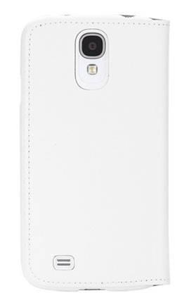 Чехол GGMM для Galaxy S 4 Window-S4 белый (SX02202) - фото 4