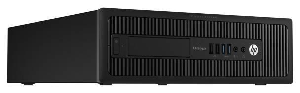 Системный блок HP ProDesk 600 G1 SFF черный - фото 3
