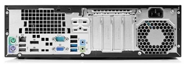 Системный блок HP ProDesk 600 G1 SFF черный - фото 4