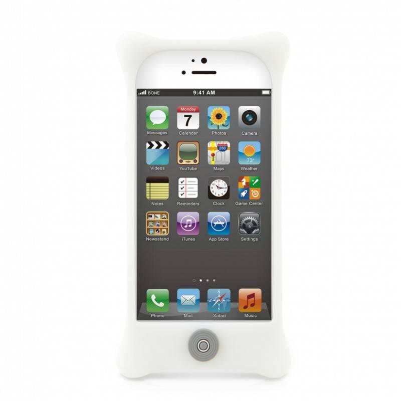 Чехол Bone для iPhone5 Bubble 5 white (PH12011-W) - фото 2