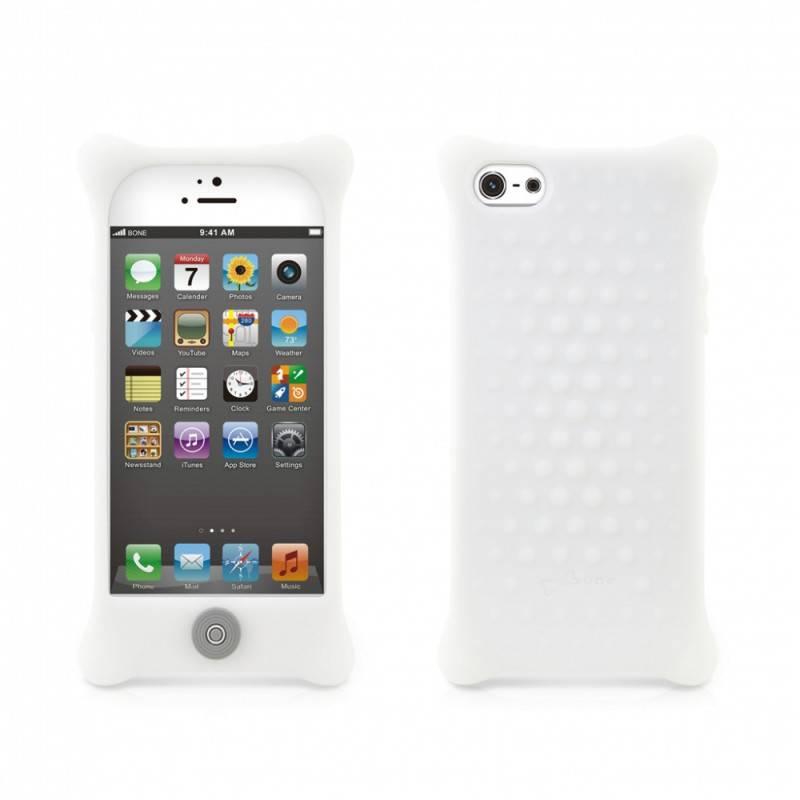Чехол Bone для iPhone5 Bubble 5 white (PH12011-W) - фото 3