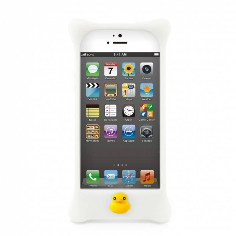 Чехол Bone для iPhone5 Bubble 5 white (PH12011-W) - фото 4