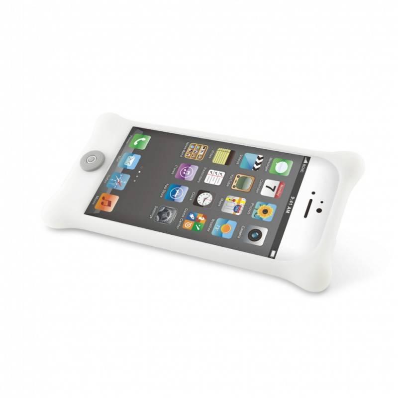Чехол Bone для iPhone5 Bubble 5 white (PH12011-W) - фото 5