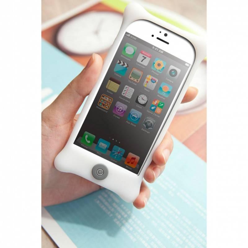 Чехол Bone для iPhone5 Bubble 5 white (PH12011-W) - фото 6