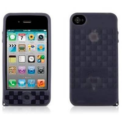 Чехол Bone для iPhone4S Cube 4S white (PH11071-W) - фото 4