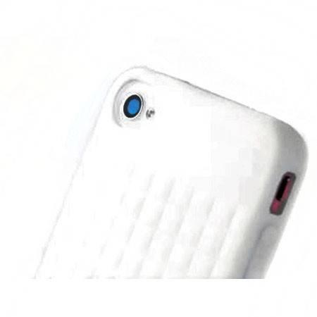 Чехол Bone для iPhone4S Cube 4S white (PH11071-W) - фото 7
