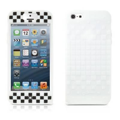Чехол Bone для iPhone5 Cube5 white (PH12021-W) - фото 1
