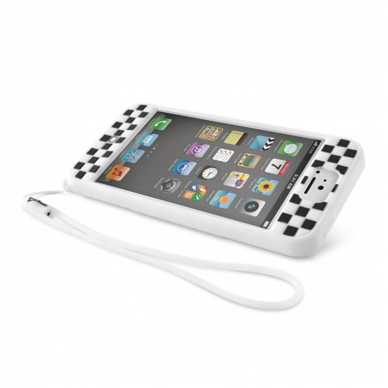 Чехол Bone для iPhone5 Cube5 white (PH12021-W) - фото 2
