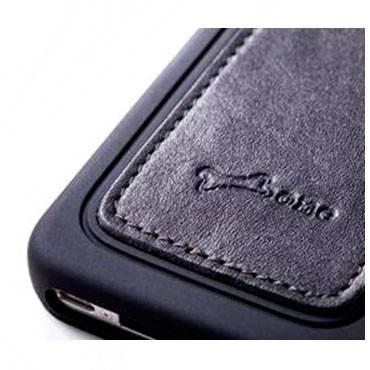 Чехол Bone для iPhone4S Leather black (PH11021-BK) - фото 5