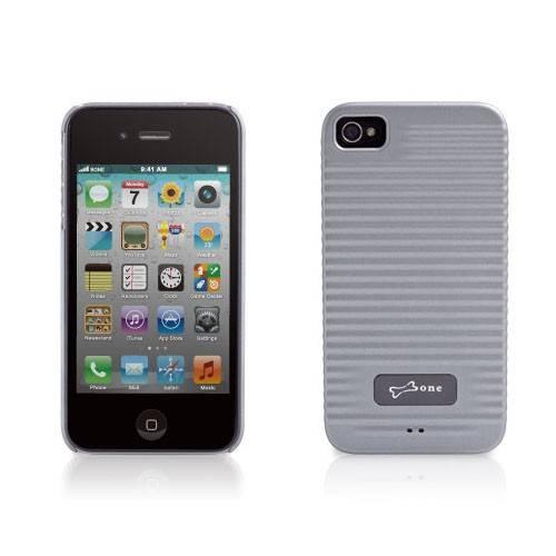 Чехол Bone для iPhone4S Ripple 4S white (PH11091-W) - фото 3