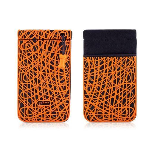 Чехол-сумочка Bone для iPhone Scribble grey (BA11031-BK) - фото 4
