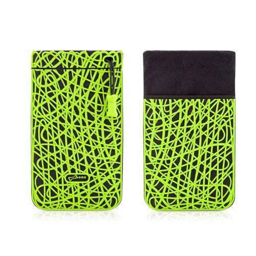 Чехол-сумочка Bone для iPhone Scribble grey (BA11031-BK) - фото 5