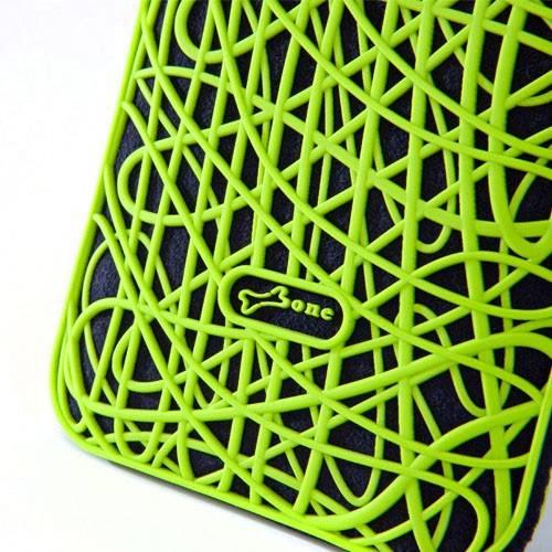 Чехол-сумочка Bone для iPhone Scribble grey (BA11031-BK) - фото 6