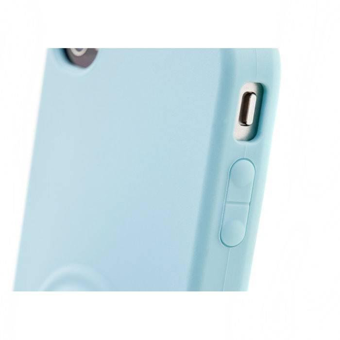 Чехол Bone для iPhone 4S Tail голубой (PH11041-B) - фото 8