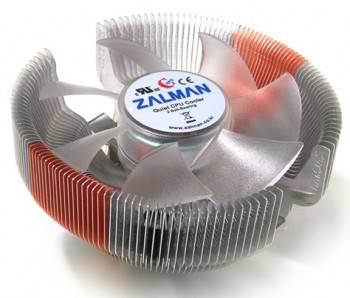 Устройство охлаждения(кулер) Zalman CNPS7500-ALCU LED