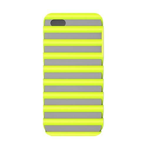 Чехол iLuv для iPhone5 Pulse green защитный пластик (TPU) (ICA7T325GRN) - фото 1
