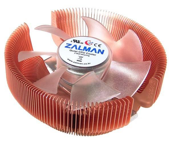 Устройство охлаждения(кулер) Zalman CNPS7500-CU LED Ret - фото 1