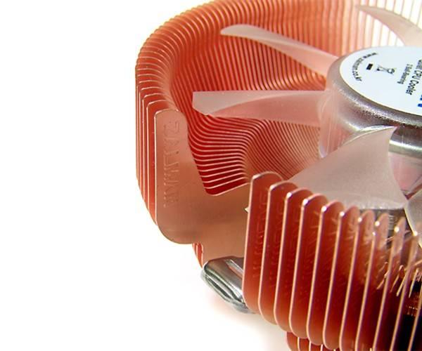 Устройство охлаждения(кулер) Zalman CNPS7500-CU LED Ret - фото 2