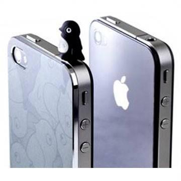 Чехол Bone для iPhone4S Shimmer black (PH11111-1B) - фото 3