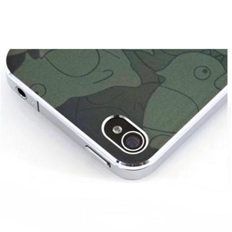Чехол Bone для iPhone4S Shimmer black (PH11111-1B) - фото 4