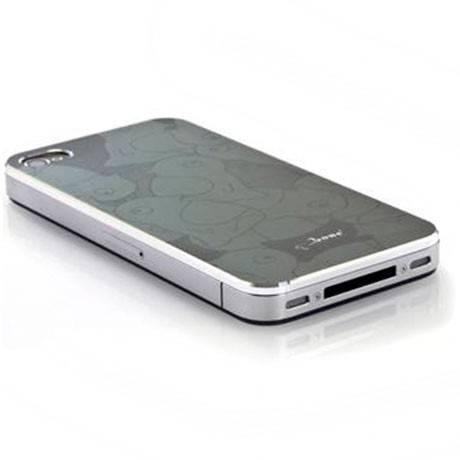 Чехол Bone для iPhone4S Shimmer black (PH11111-1B) - фото 5