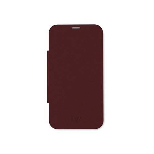 Чехол iLuv для Galaxy Note2 Pocket Agent violet синтетическая кожа (ICS7J345COR) - фото 2