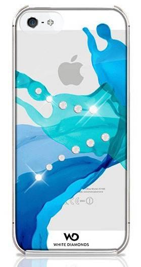 Чехол (клип-кейс) White Diamonds Liquids, WD-1210LIQ44 голубой - фото 1