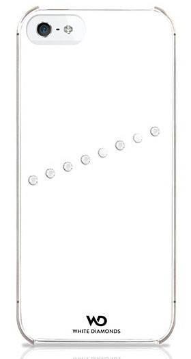 Чехол (клип-кейс) White Diamonds Sash белый - фото 1