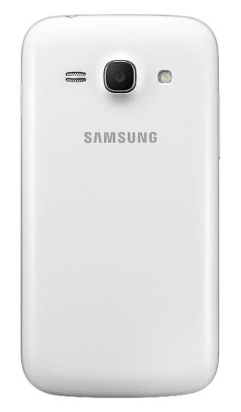 Чехол (флип-кейс) Samsung EF-FS727 белый - фото 1