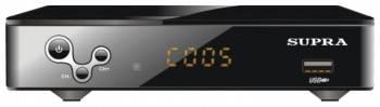 Ресивер DVB-T2 Supra SDT-99 черный