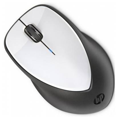 Мышь HP X4000 белый/черный - фото 1