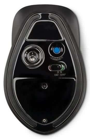 Мышь HP X4000 белый/черный - фото 4