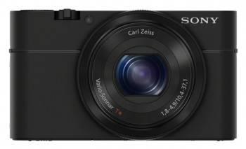 Фотоаппарат Sony Cyber-shot DSC-RX100 II черный
