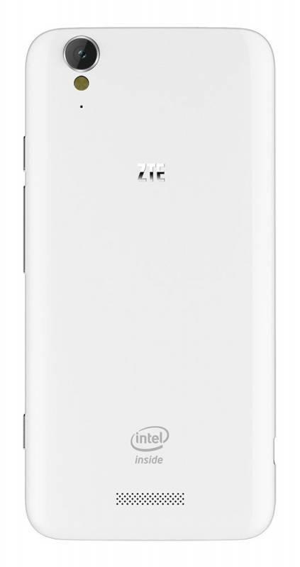 Смартфон ZTE Geek серый - фото 2